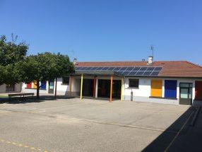 Newsletter de la SAS Bresse Energies Citoyennes - Août 2018