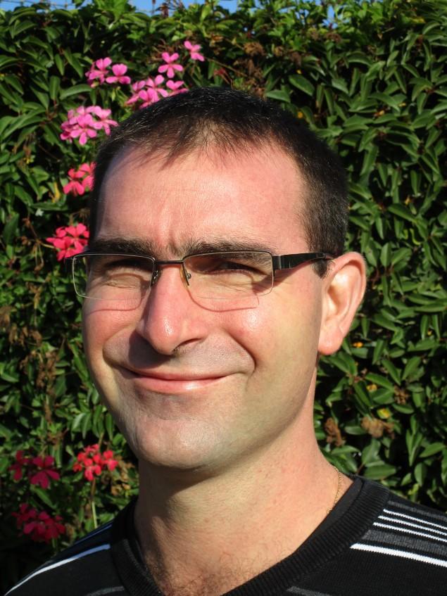 Sébastien Jeanson, 4ème Adjoint délégué