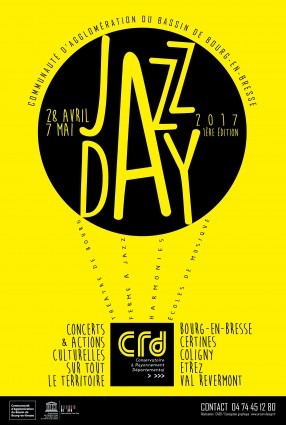 Jazz day : du 28 avril au 7 mai