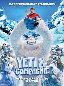 Cinéma - Yéti et compagnie