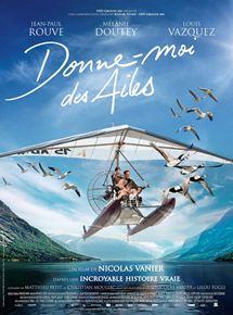 Cinéma - Donne-moi des ailes
